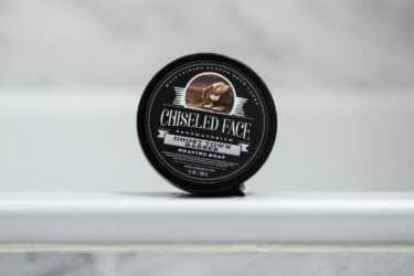 Chiseled Face Ghost Town Barber Shave Soap Review