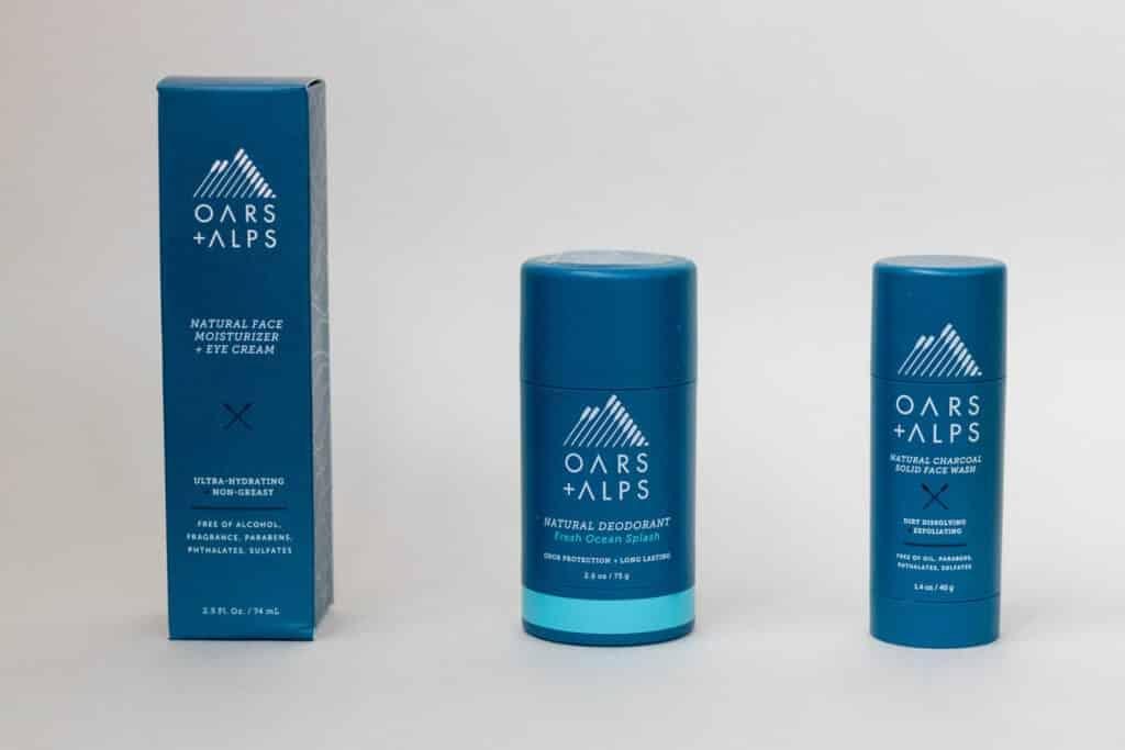 Oars + Alps Review