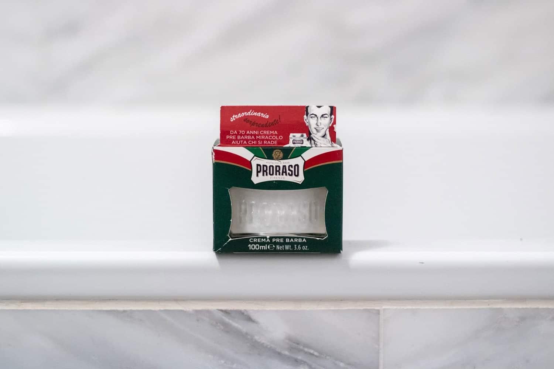 Proraso Pre-Shave Cream Review