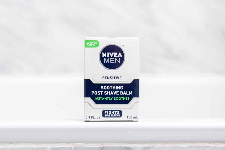 Nivea Sensitive Post Shave Balm Review