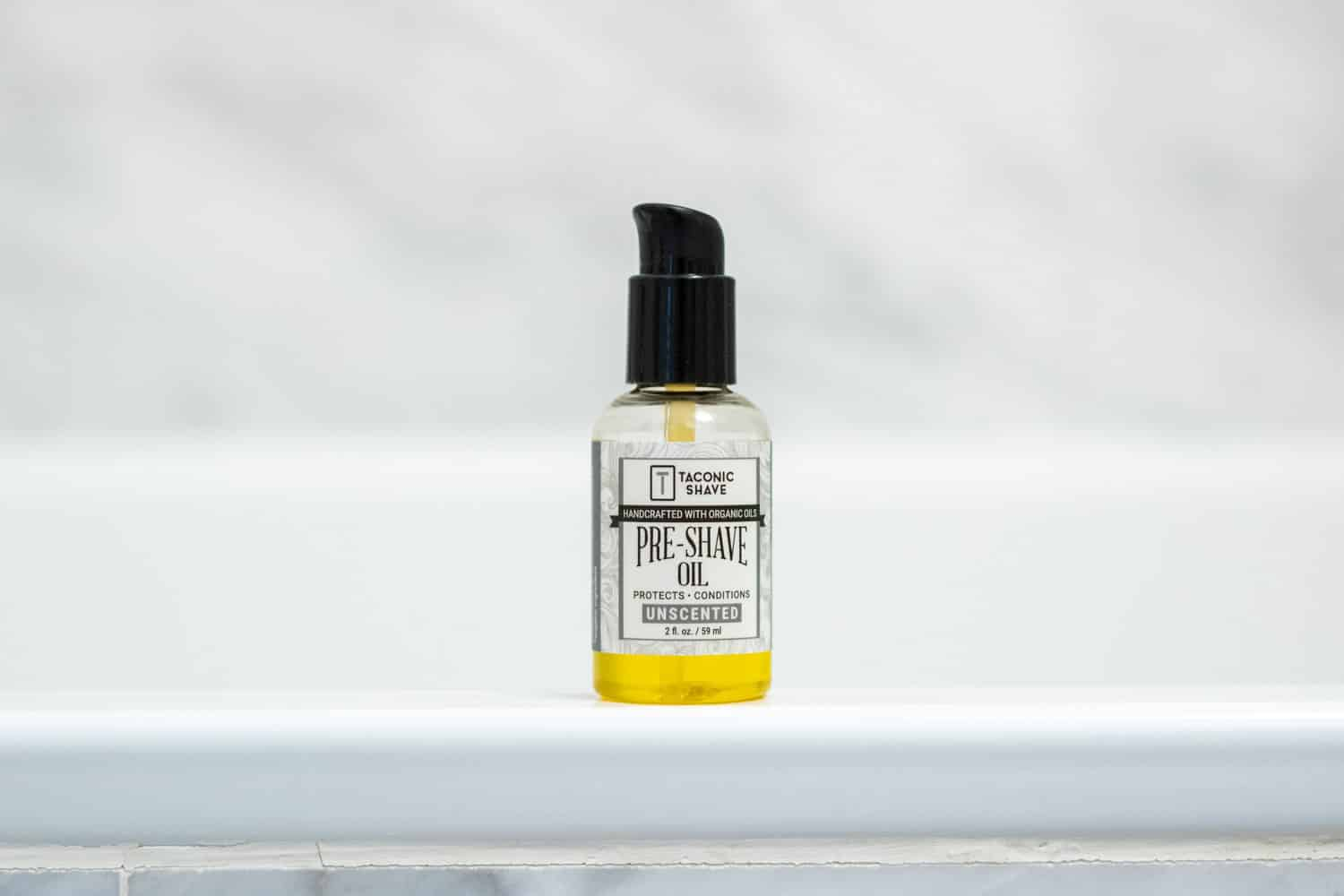 Taconic Shave Pre-Shave Oil Review: Shaving Bliss?