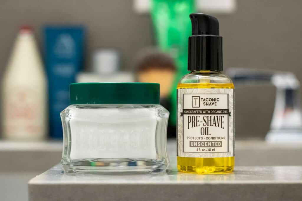 How to Use Pre-Shave Oil