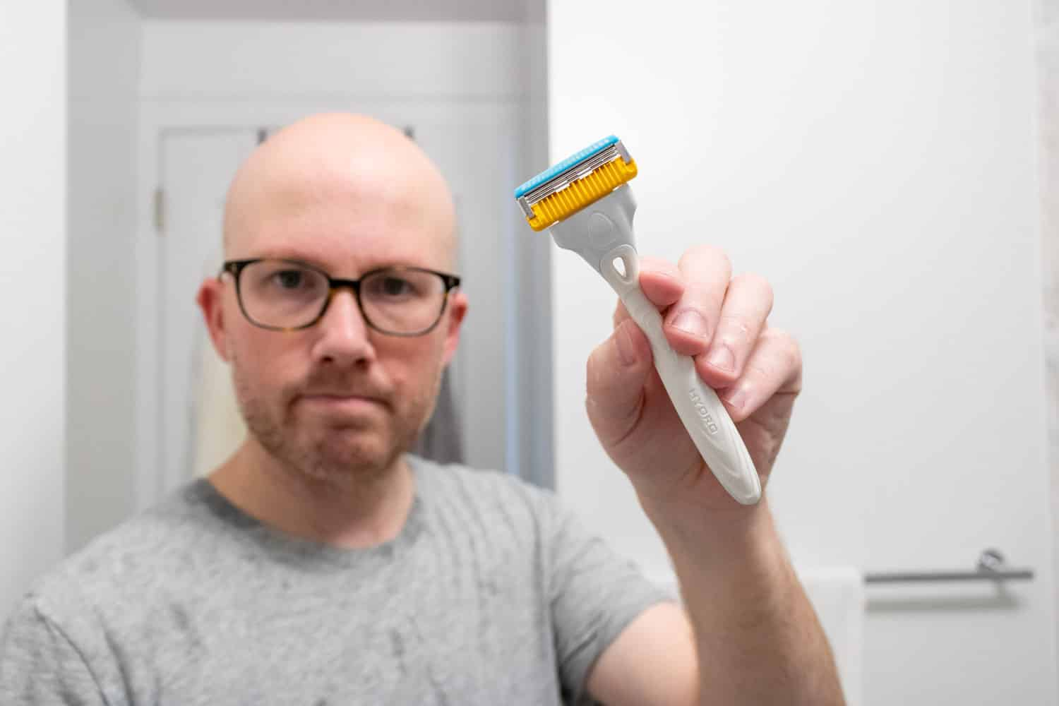 Schick Hydro Stubble Eraser Review