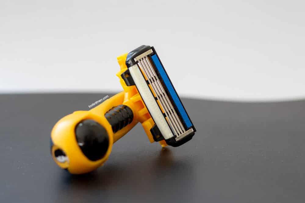 cartridge head on HeadBlade Moto
