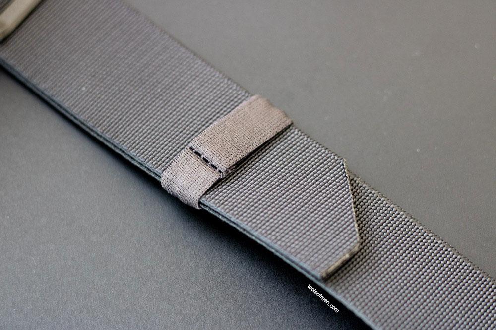 Groove Belt - Secure Keeper Loop