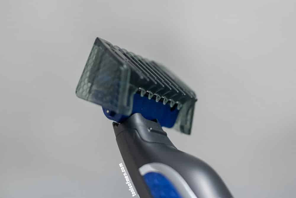 MicroTouch Solo Sharp Comb