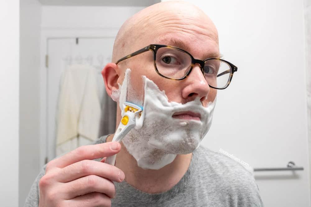 Schick Hydro Stubble Eraser - Shaving