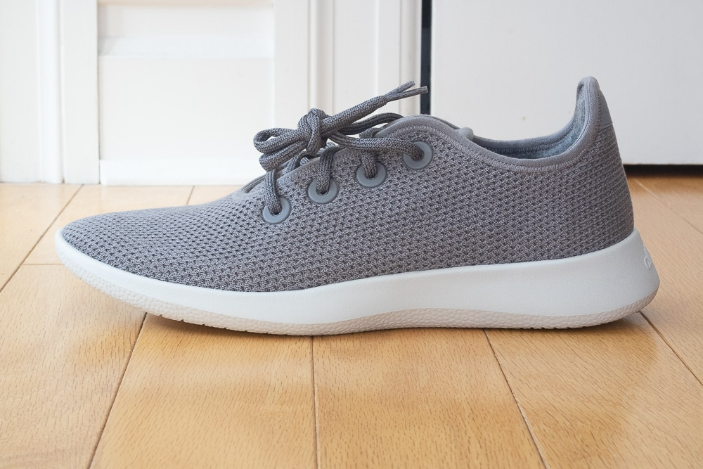 Allbirds Tree Runners Side View