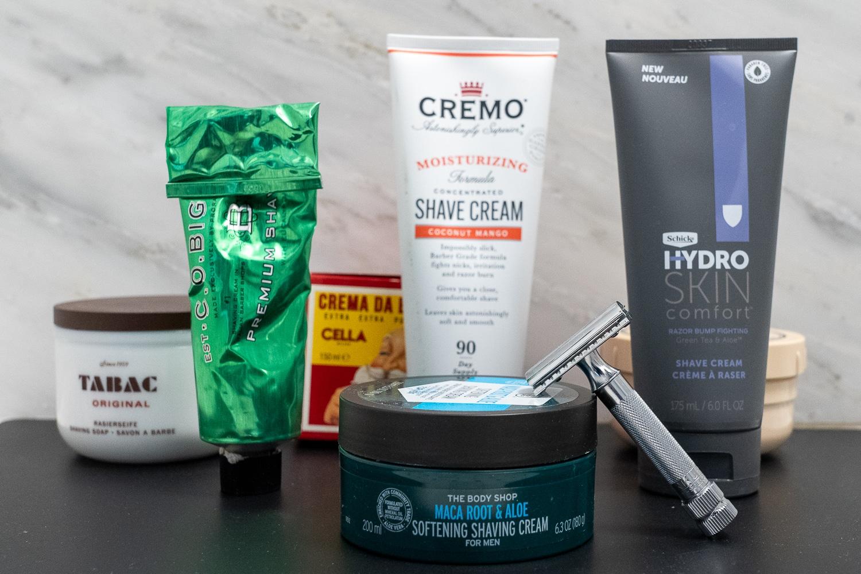 Best Shaving Cream for Men With Sensitive Skin