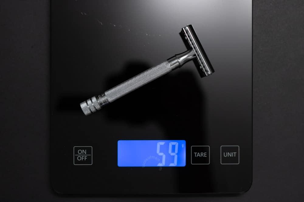 Merkur 23C Weight
