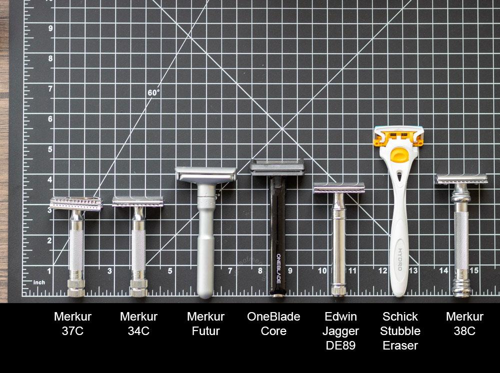 Merkur 37C - Length