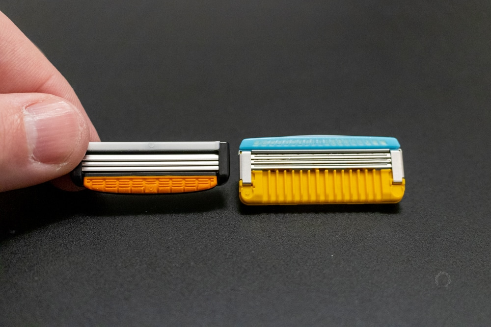 MicroTouch Tough Blade Review - Compared to Schick