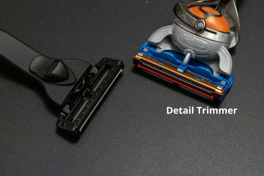 MicroTouch Tough Blade Review - Detail Trimmer