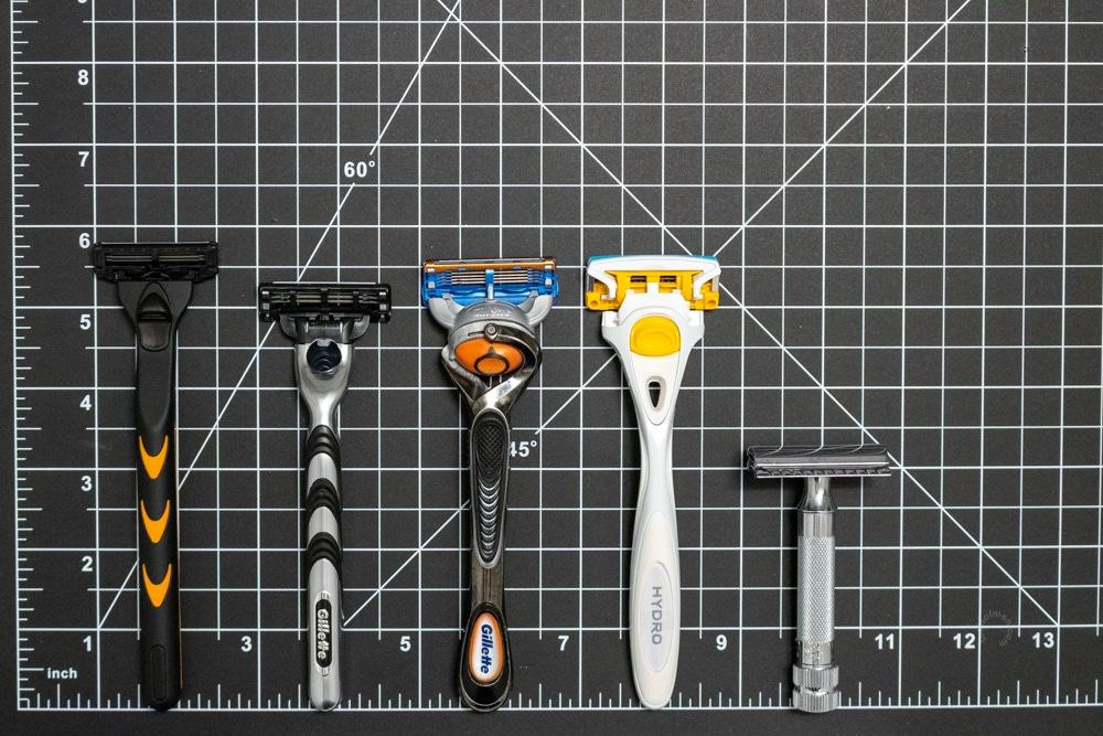 MicroTouch Tough Blade Review - Length