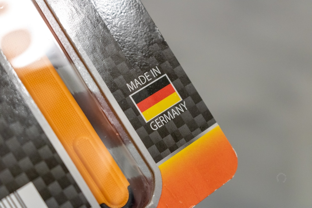 MicroTouch Tough Blade Review - Made in Germany