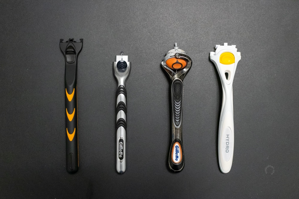 MicroTouch Tough Blade Review - Proprietary Fitting Compared