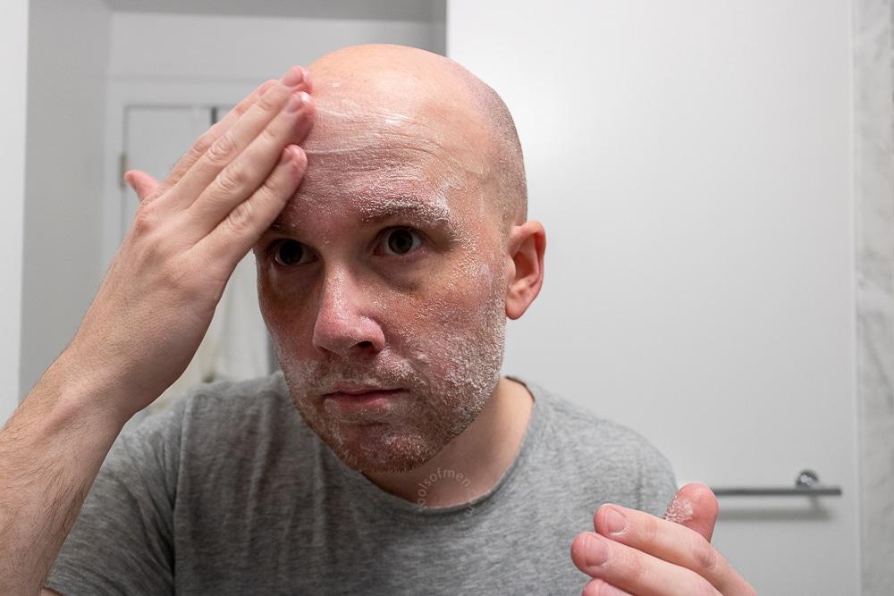 Ursa Major Review - Face Wash Application 2