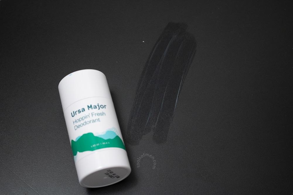 Ursa Major Review - Hoppin Fresh Deodorant Consistency