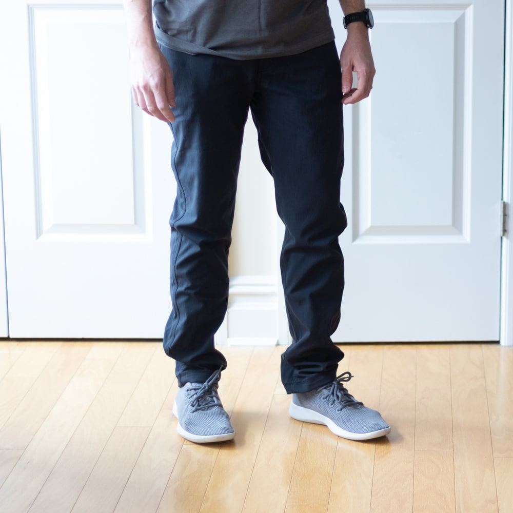Western Rise - AT Slim Pants Length