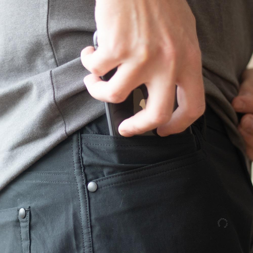 Western Rise - Evolution Pant Phone Pocket