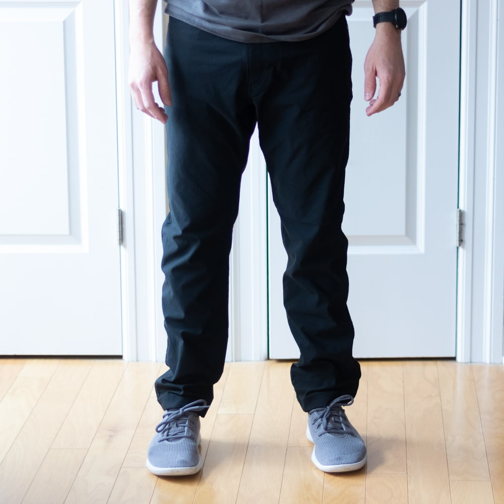 Western Rise - Evolution Pant Uncuffed