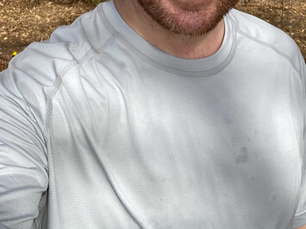 Western Rise Session Tee Post-Workout