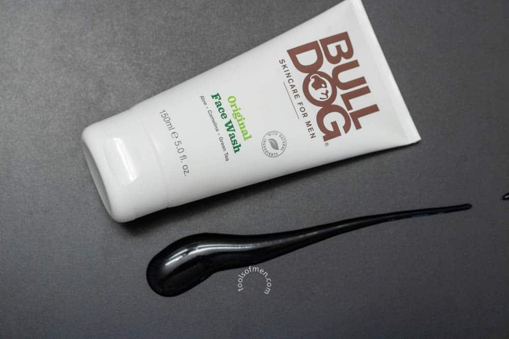 bulldog skincare review - color