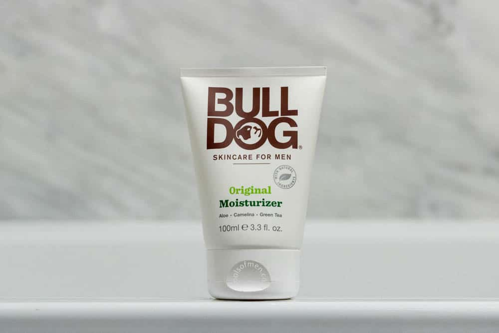 bulldog skincare review - moisturizer front