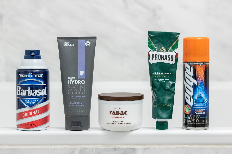 Types of Shaving Cream