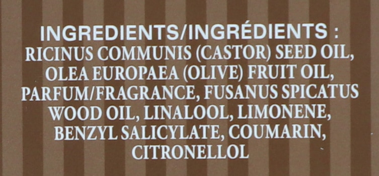 art of shaving pre shave oil ingredients