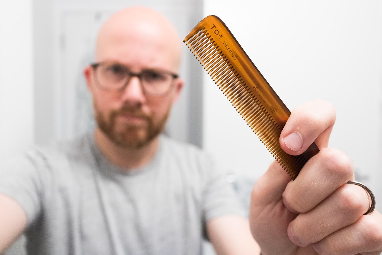 Beard Comb Materials