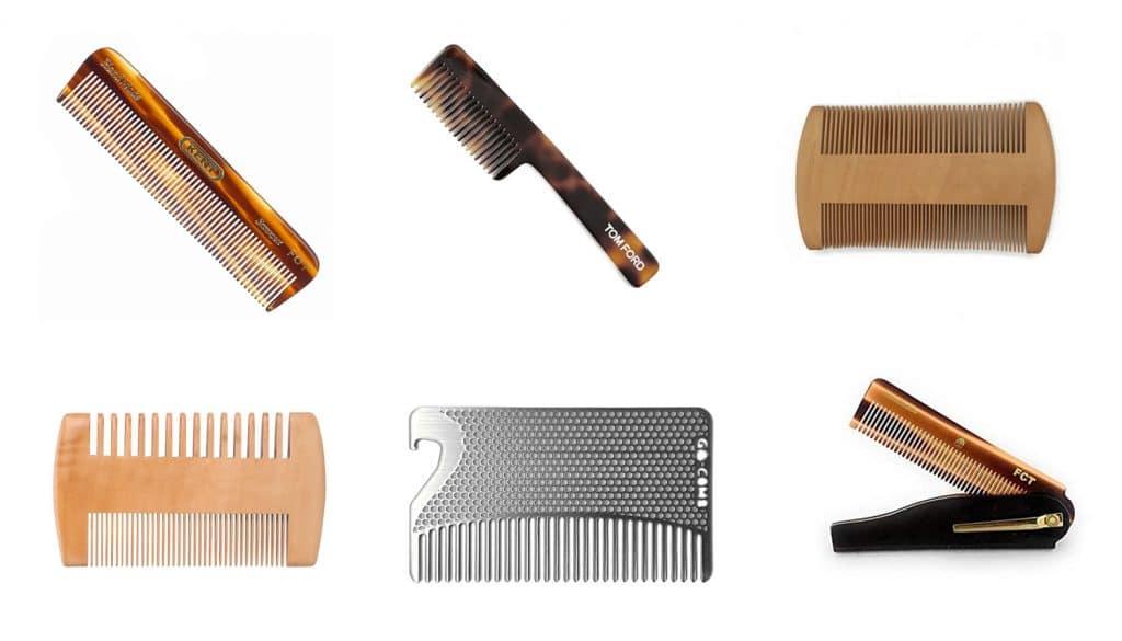 beard comb forms