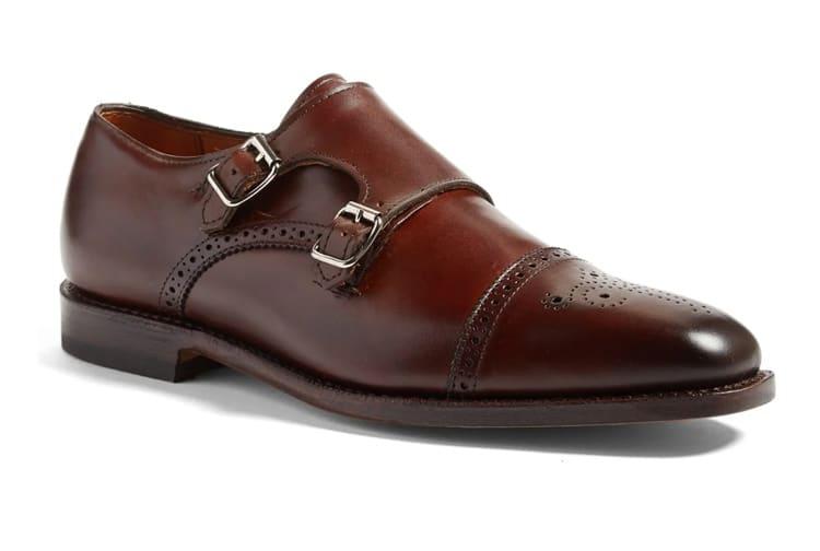 Allen Edmonds 'St. Johns' Double Monk Strap Shoe