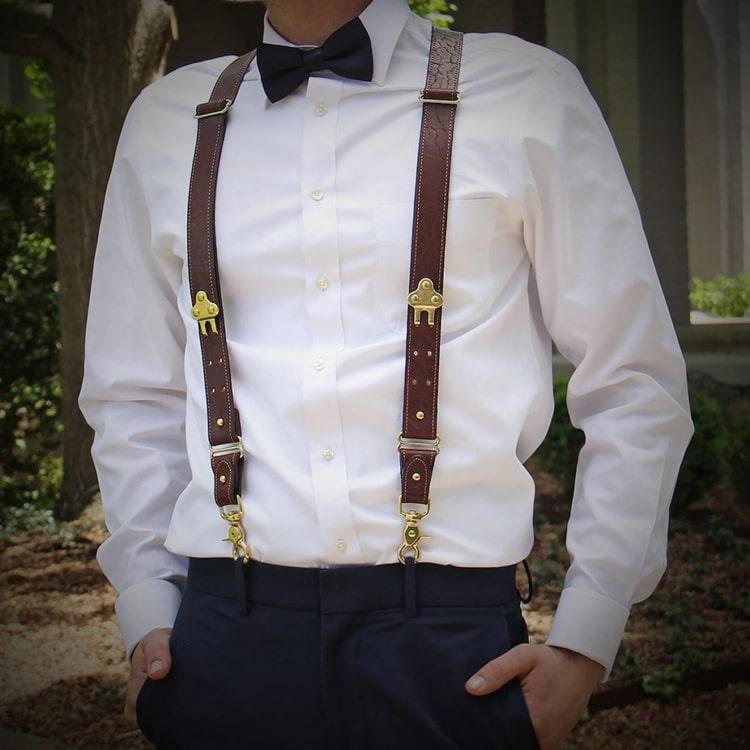 Col Littleton Suspenders