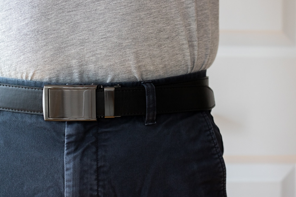 SlideBelts Review - Front View