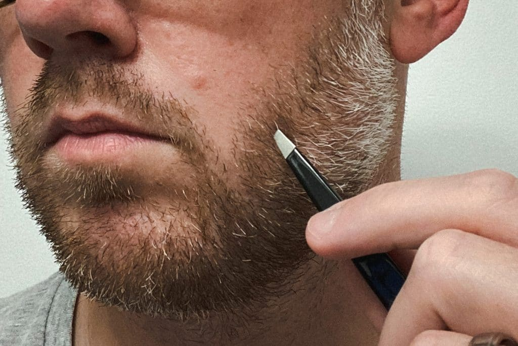 What Happens if you Pluck Your Beard