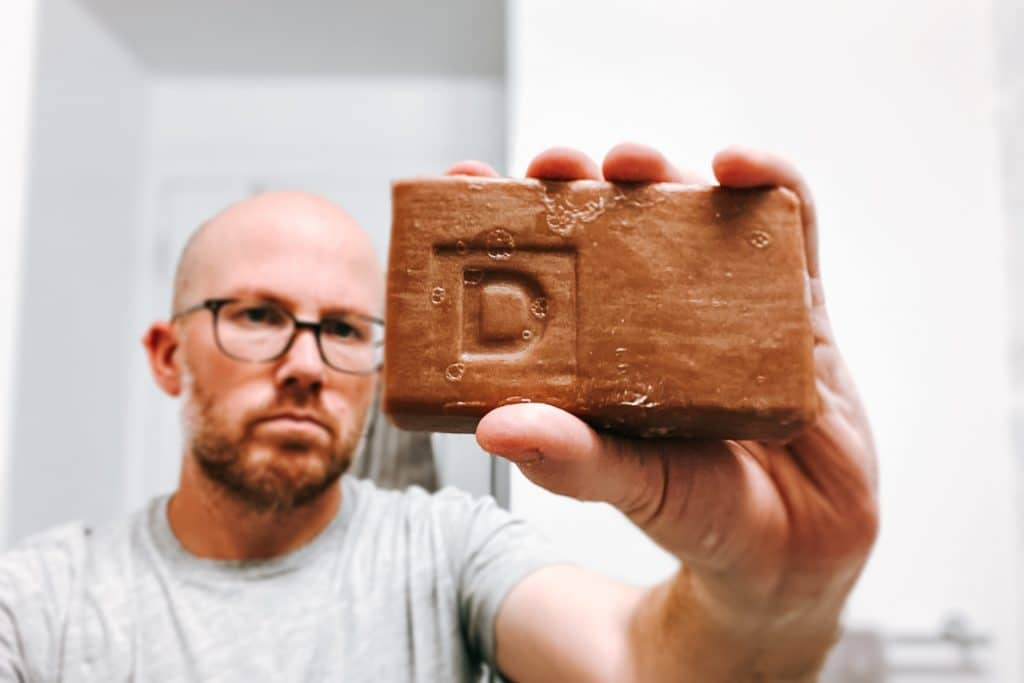 Duke Cannon Big Ass Brick of Soap Review