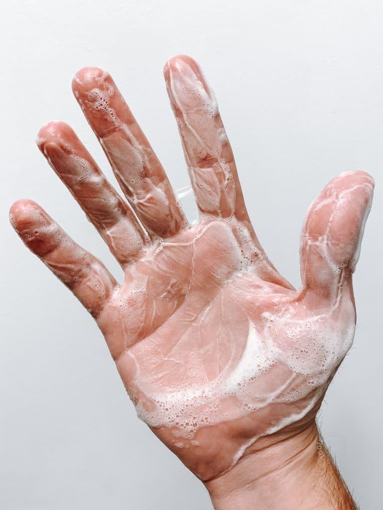 Hand Lather Demo