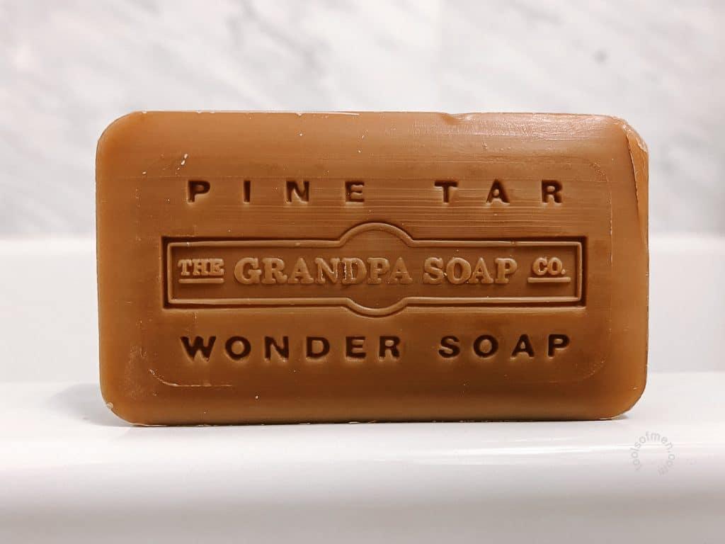 The Grandpa Soap Co Bar