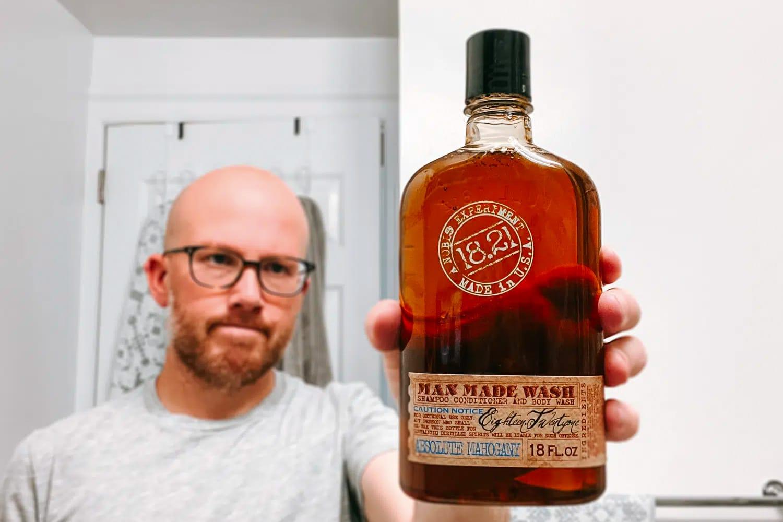18.21 Man Made Wash Review