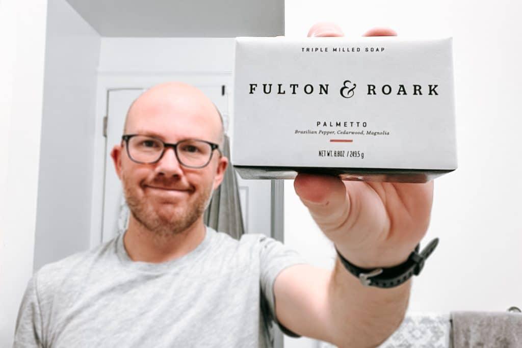 Fulton and Roark Bar Soap Review