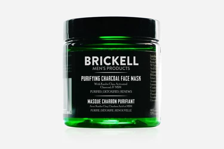 brickell face mask